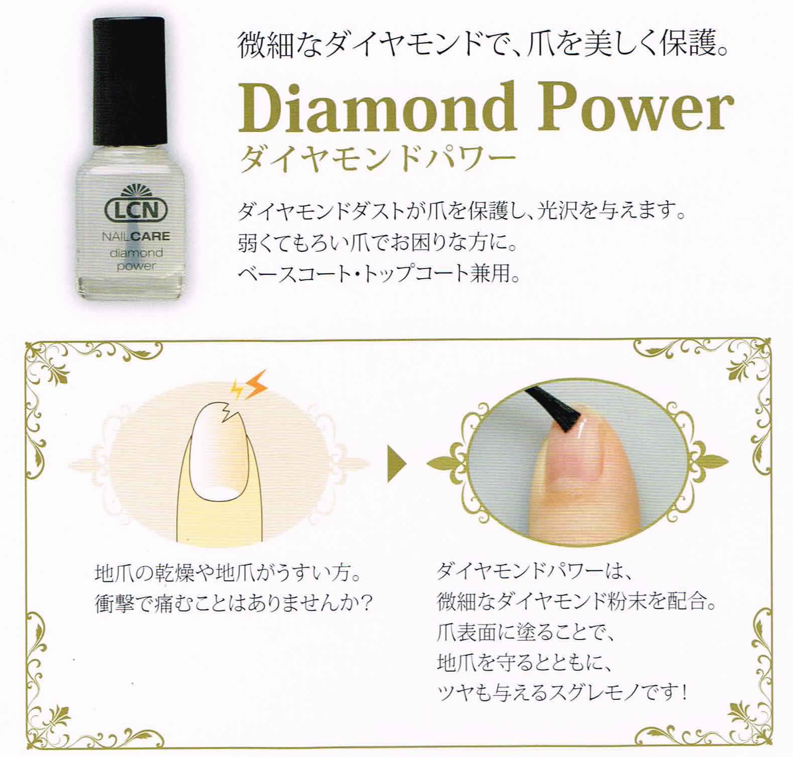 LCNダイヤモンドパワー